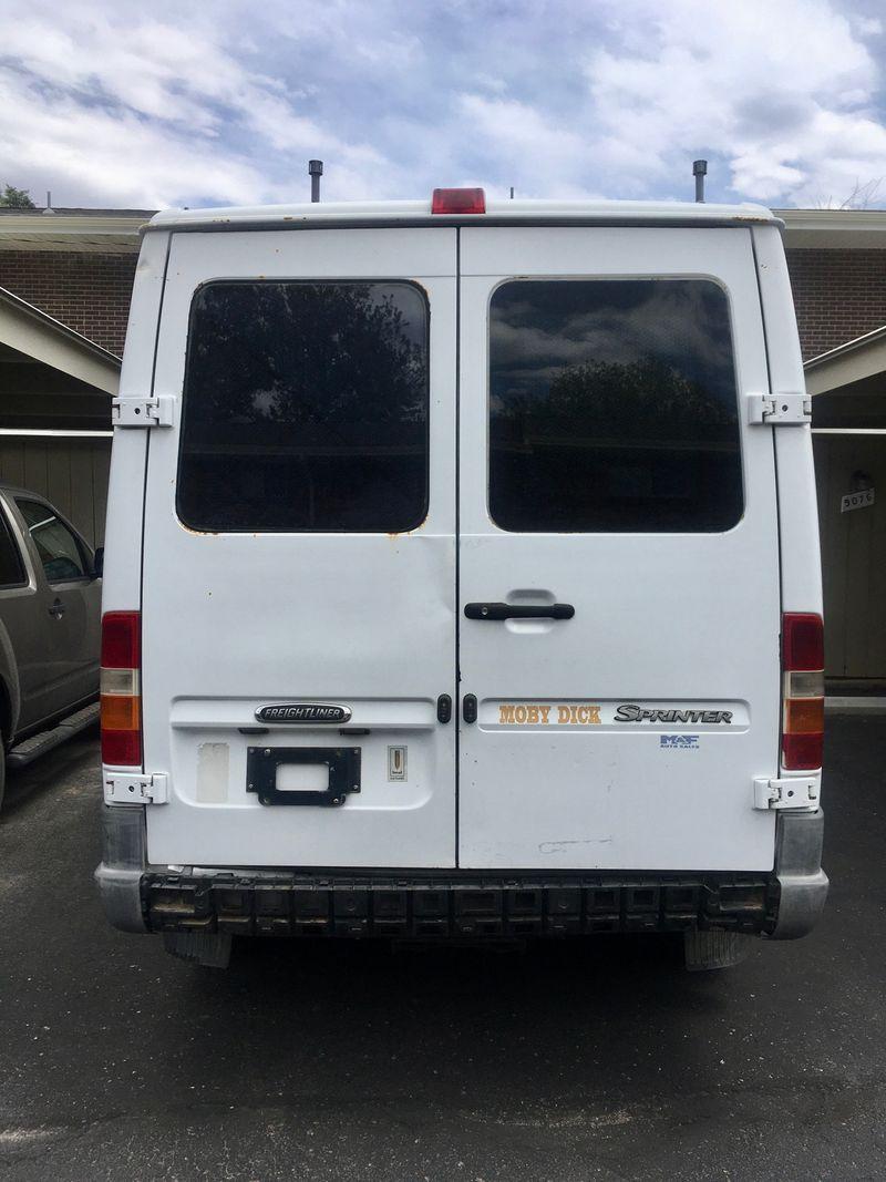 Picture 4/8 of a 2003 Sprinter camper van  for sale in Denver, Colorado