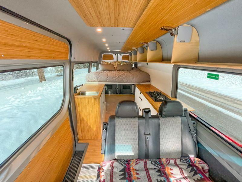 Picture 2/11 of a ECO 2020 conversion, Mercedes Sprinter 170 33000mi for sale in Longmont, Colorado