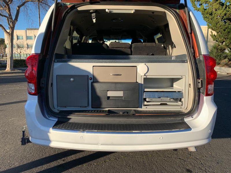 Picture 6/22 of a 2013 Dodge Caravan SXT Camper Van Mini Home RV for sale in Martinez, California