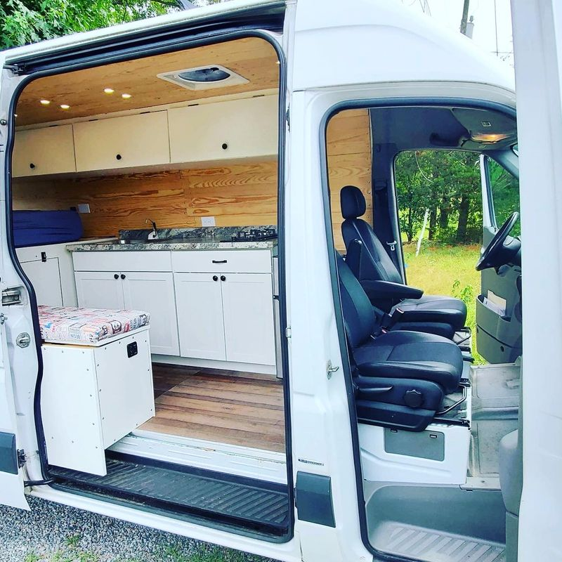 Picture 5/20 of a 2013 Mercedes Sprinter Van  for sale in Morrisville, Vermont