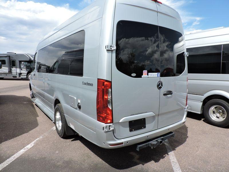 Picture 3/11 of a 2021 Coachmen RV Galleria 24A - Stock #3069 for sale in Colorado Springs, Colorado