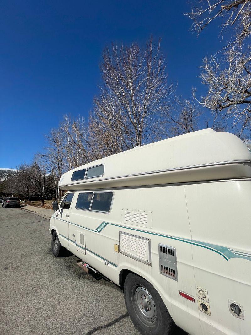 Picture 3/39 of a 1976 Dodge Tradesman b200 campervan  for sale in Boulder, Colorado