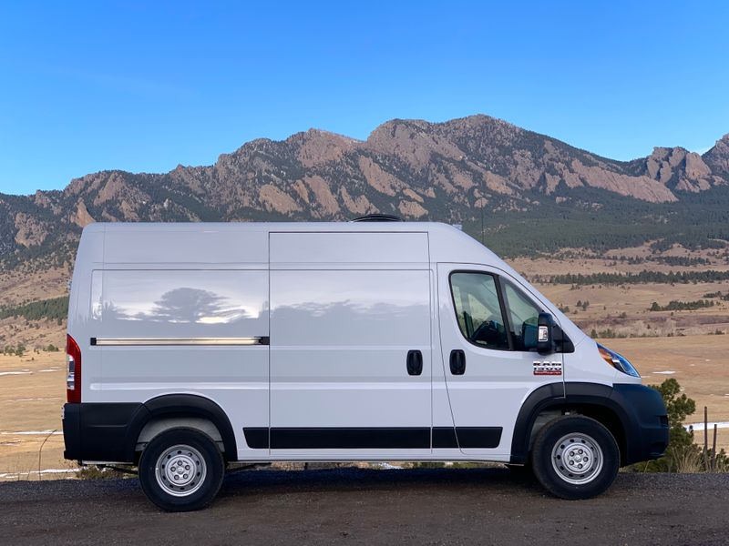 Picture 1/21 of a 2020 Dodge Promaster Adventure Van - New for sale in Boulder, Colorado