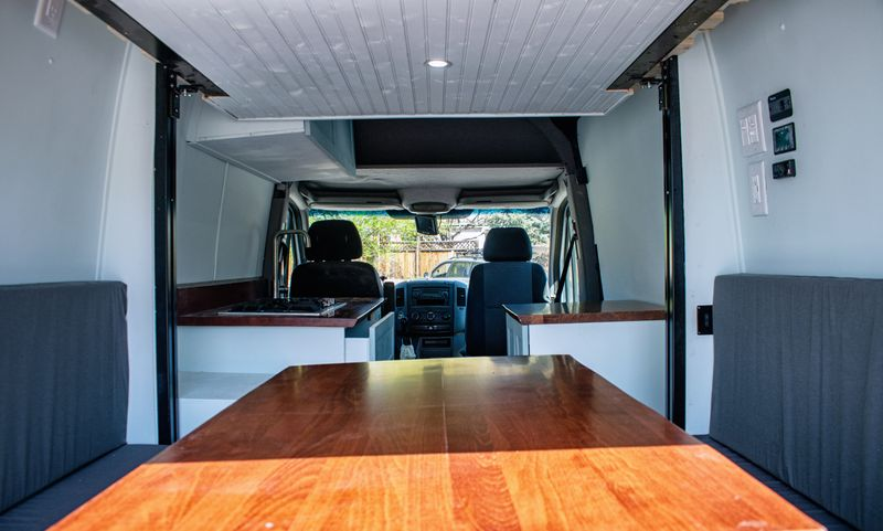 Picture 4/6 of a Sprinter Van with Electric Bed Lift for sale in Moab, Utah