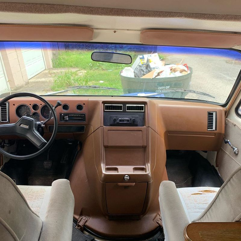 Picture 4/10 of a 1989 Chevy G30 Mallard Sprint Campervan for sale in Columbus, Ohio