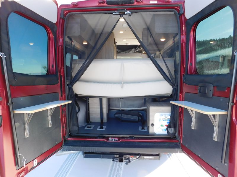 Picture 5/24 of a 2021 Winnebago Solis 59P - Stk #1111 for sale in Kalispell, Montana