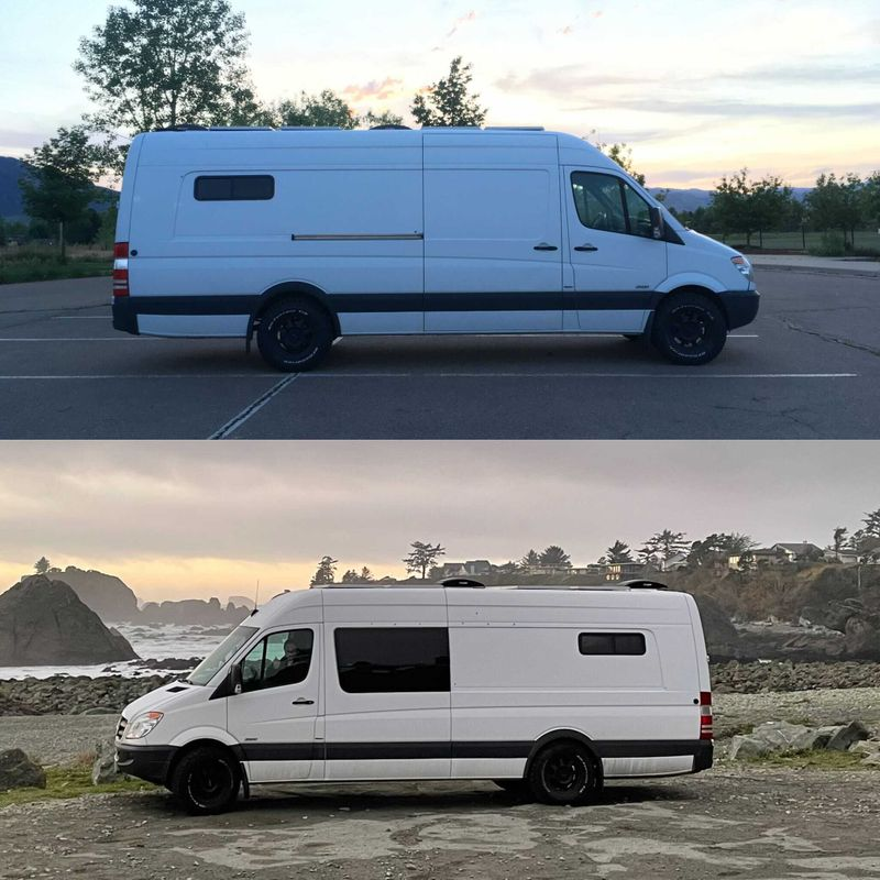 Picture 2/15 of a 2013 Mercedes-Benz Sprinter 170EXT Converted for sale in Puyallup, Washington