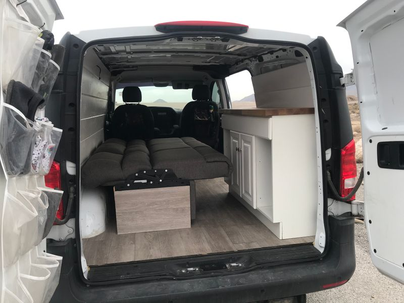 Picture 6/8 of a 2017 Mercedes Metris for sale in Las Vegas, Nevada