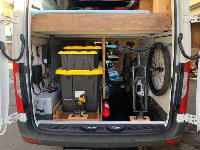 Picture 5/5 of a 2020 Mercedes Sprinter 2500 4x4 for sale in Idaho Springs, Colorado