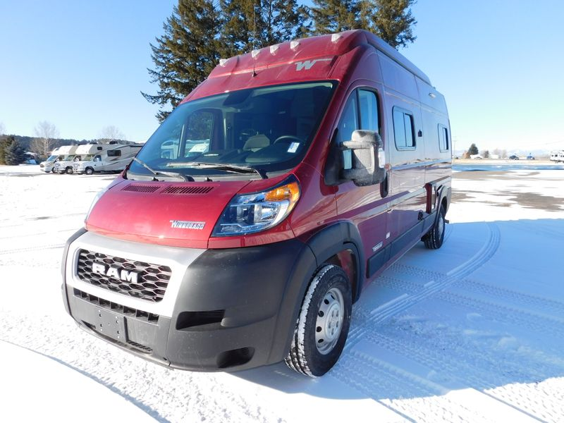 Picture 1/24 of a 2021 Winnebago Solis 59P - Stk #1111 for sale in Kalispell, Montana