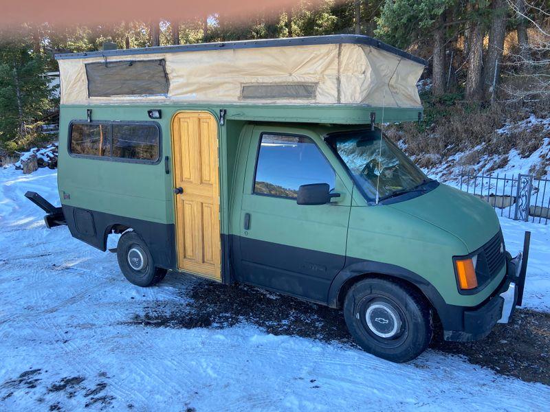 Picture 1/6 of a Custom Astro tiger camper van for sale in Morrison, Colorado