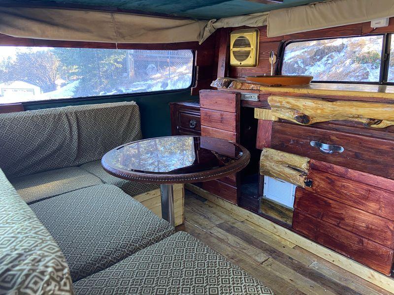 Picture 4/6 of a Custom Astro tiger camper van for sale in Morrison, Colorado