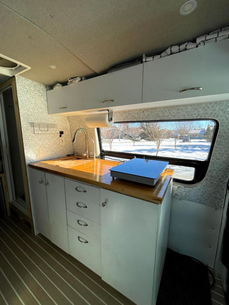 Picture 4/15 of a 2013 Mercedes-Benz Sprinter 170EXT Converted for sale in Puyallup, Washington