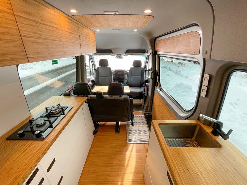 Picture 3/11 of a ECO 2020 conversion, Mercedes Sprinter 170 33000mi for sale in Longmont, Colorado