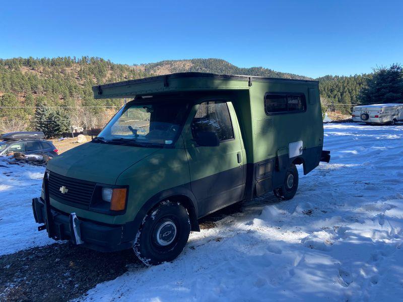 Picture 2/6 of a Custom Astro tiger camper van for sale in Morrison, Colorado