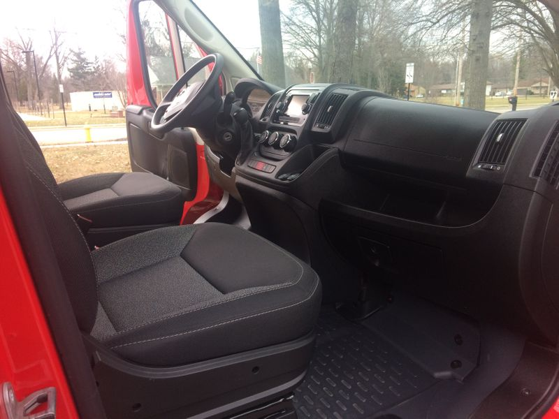 Picture 3/21 of a 2019 Ram Promaster 2500 High Roof, 10,700 miles! for sale in Columbus, Ohio