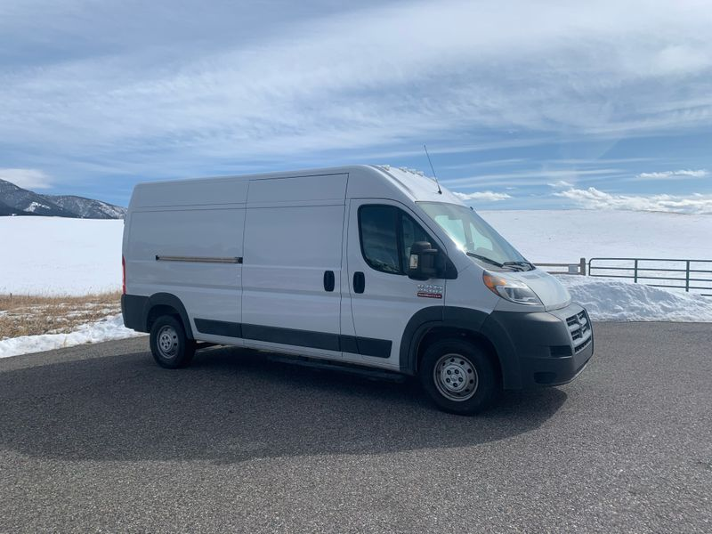 Picture 6/7 of a Camper Van - 2017 Dodge Ram Promaster 2500 for sale in Bozeman, Montana