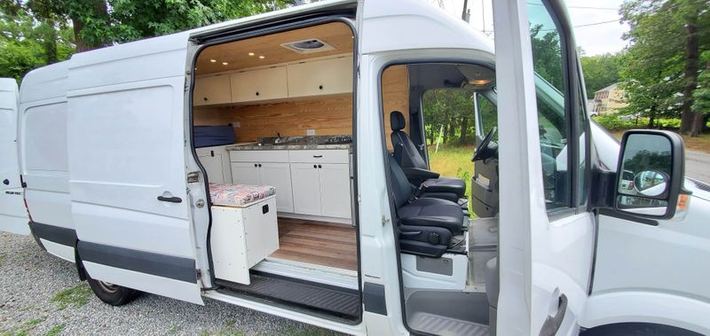 Picture 2/20 of a 2013 Mercedes Sprinter Van  for sale in Morrisville, Vermont