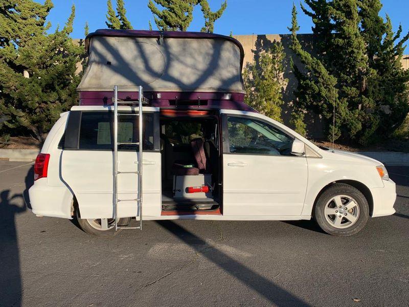 Picture 5/22 of a 2013 Dodge Caravan SXT Camper Van Mini Home RV for sale in Martinez, California