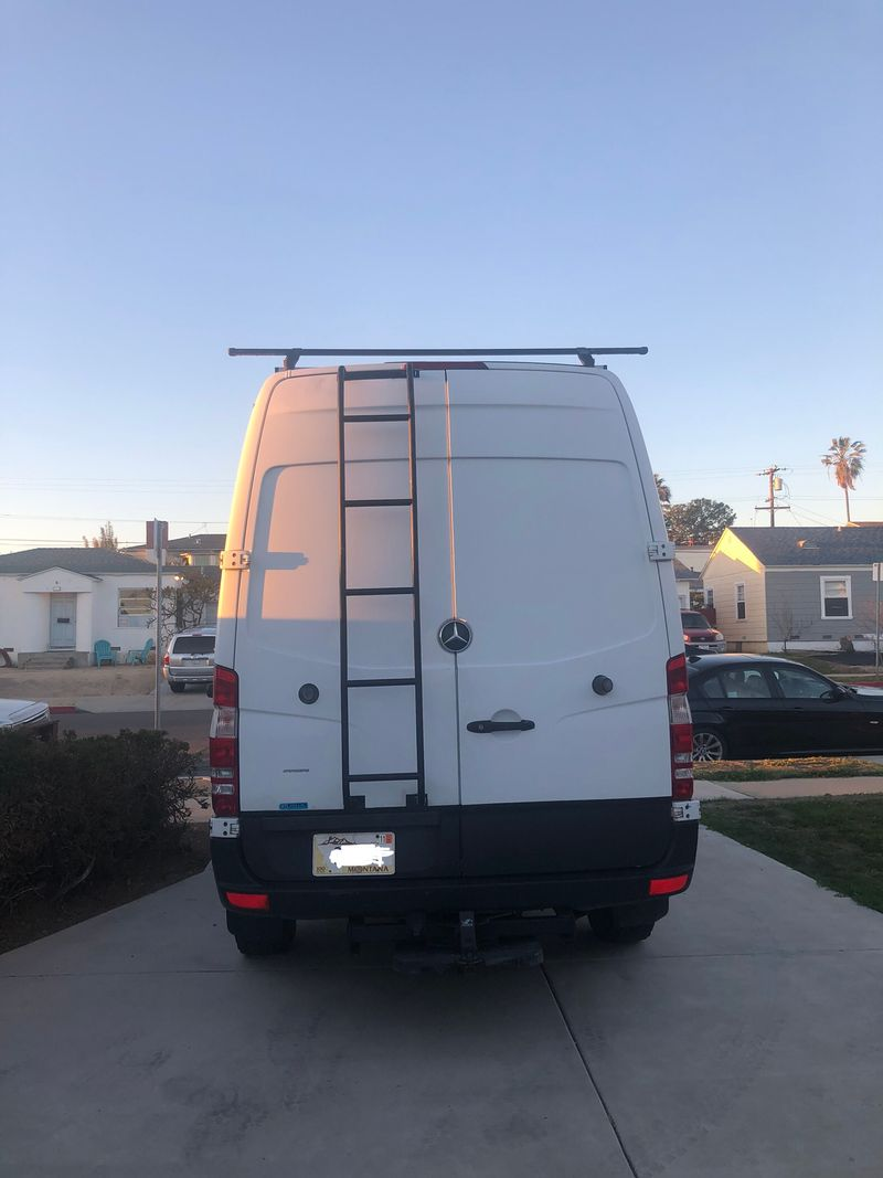 Picture 4/14 of a Mercedes Sprinter Van for sale in San Diego, California