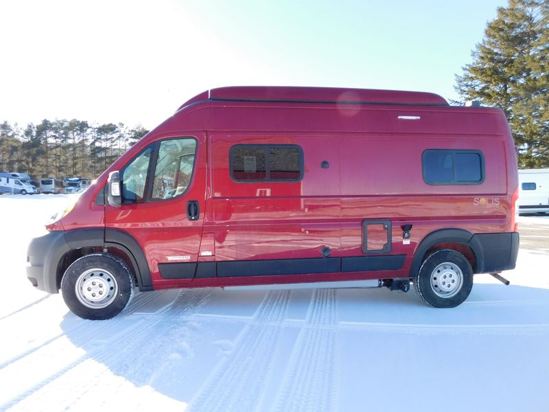 Picture 2/24 of a 2021 Winnebago Solis 59P - Stk #1111 for sale in Kalispell, Montana