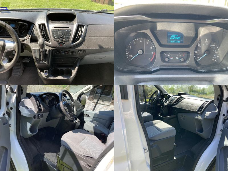 Picture 5/9 of a 2018 Ford Transit stealth camper van conversion for sale in Houston, Texas