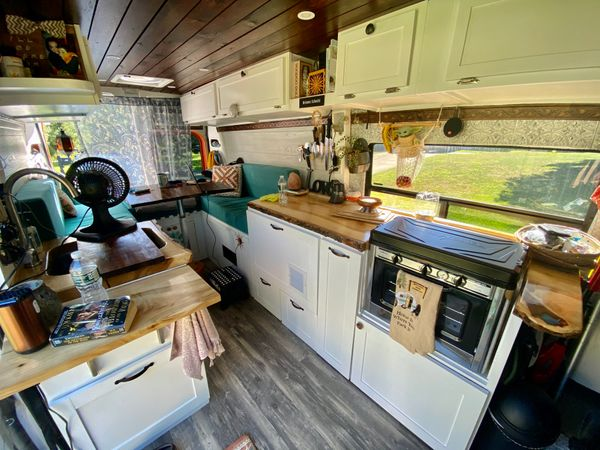 Photo of a campervan for sale: 2019 Ram Promaster 2500 159""