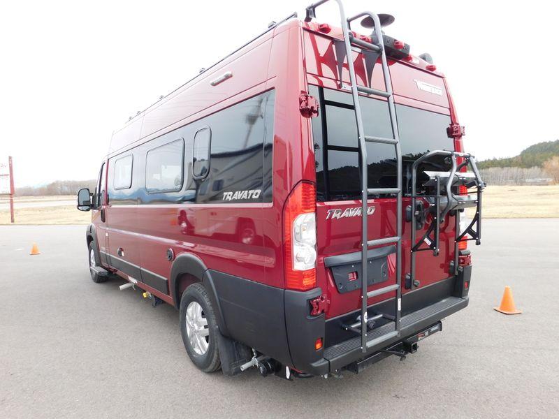Picture 3/25 of a 2022 Winnebago Travato 59K - Stk 3947 for sale in Kalispell, Montana