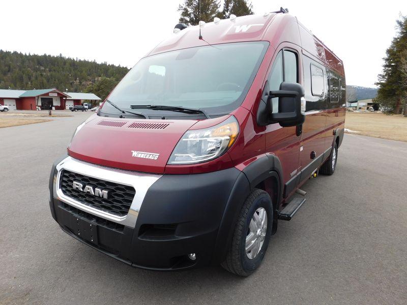 Picture 1/25 of a 2022 Winnebago Travato 59K - Stk 3947 for sale in Kalispell, Montana