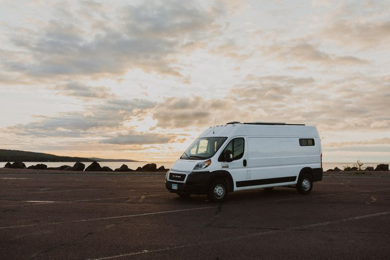 Picture 2/17 of a 2019 Ram ProMaster 2500 FULLY DECKED OUT! for sale in Minneapolis, Minnesota