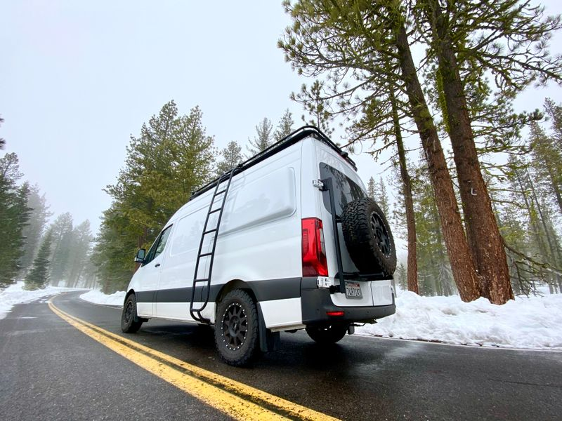 """Picture 2/22 of a 2019 Mercedes Sprinter 144""""WB 7000 Miles!!! for sale in Diamond Bar, California"""