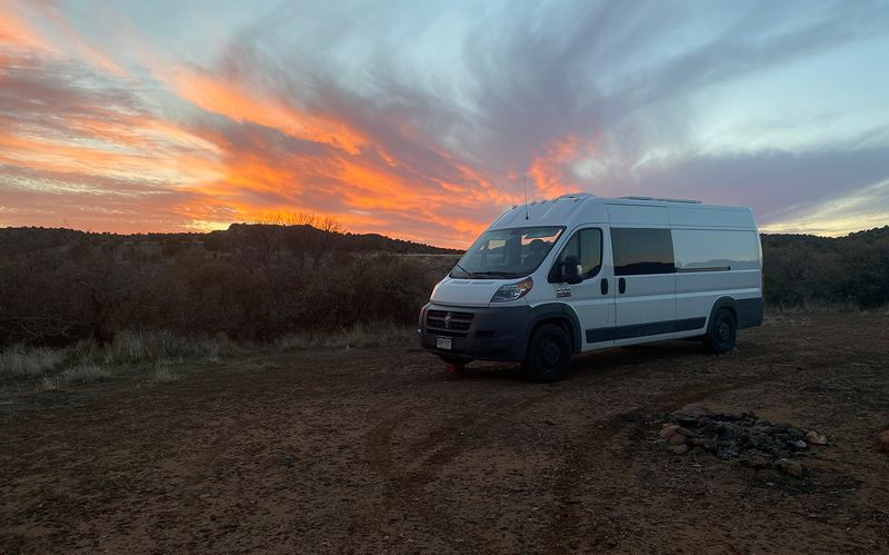 Picture 3/7 of a 2014 Promaster Camper Van for sale in Denver, Colorado