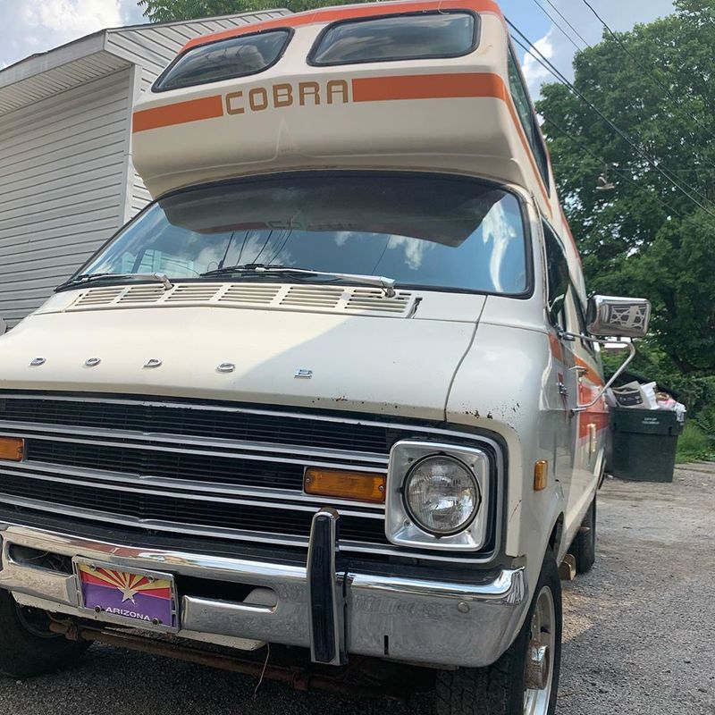 Picture 2/10 of a 1978 Dodge B300 Cobra for sale in Columbus, Ohio