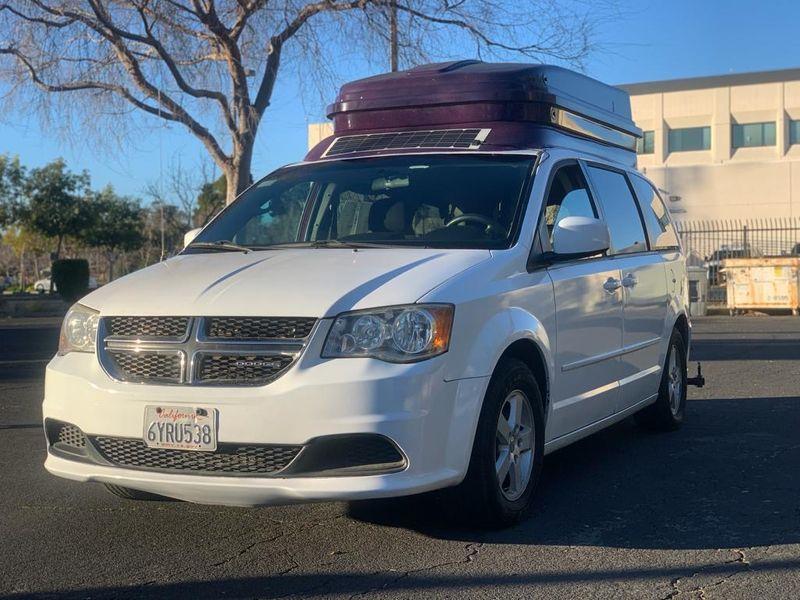 Picture 4/22 of a 2013 Dodge Caravan SXT Camper Van Mini Home RV for sale in Martinez, California