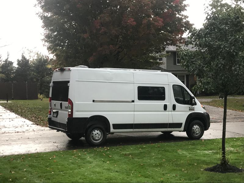 "Picture 1/9 of a 2019 Ram Promaster 2500 159"" for sale in Tampa, Florida"