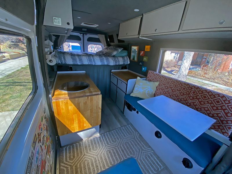 Picture 5/7 of a 2014 Promaster Camper Van for sale in Denver, Colorado