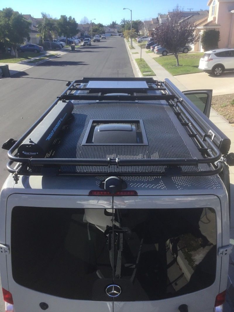 Picture 3/3 of a 2017 Mercedes Sprinter 4x4, std roof for sale in Pittsfield, Massachusetts
