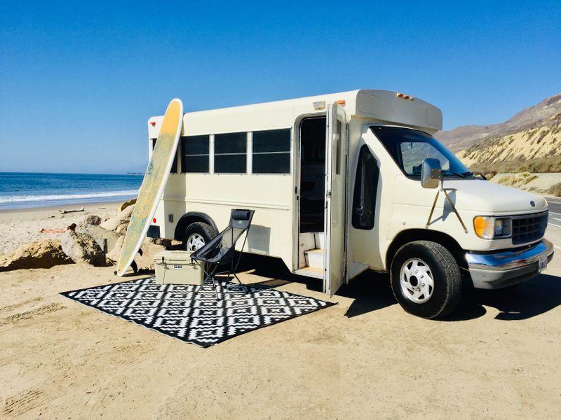 Picture 1/7 of a Adventure Van/Bus for sale in Ventura, California