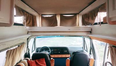 Photo of a 1987 Ford E250 Econoline Campervan